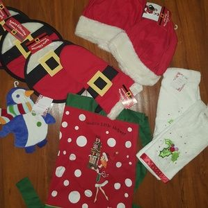Christmas Kitchen Set